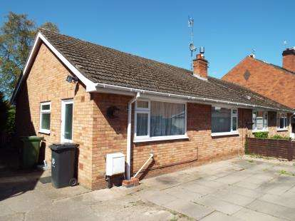 2 Bedrooms Bungalow for sale in Lansdowne Road, Worcester, Worcestershire