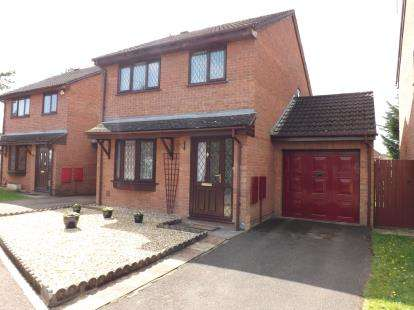 3 Bedrooms Detached House for sale in Mow Barton, Yate, Bristol, Gloucestershire
