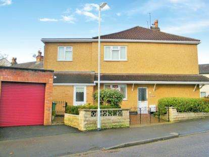 3 Bedrooms Semi Detached House for sale in Acacia Road, Staple Hill, Bristol