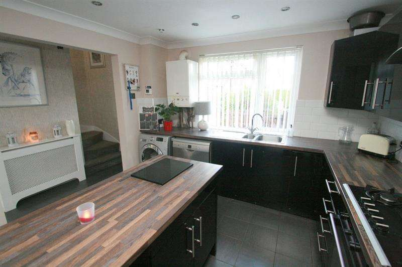 2 Bedrooms End Of Terrace House for sale in Blendworth Crescent, Leigh Park, Havant