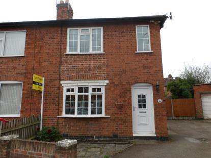 3 Bedrooms Semi Detached House for sale in Lawn Avenue, Birstall, Leicester, Leicestershire