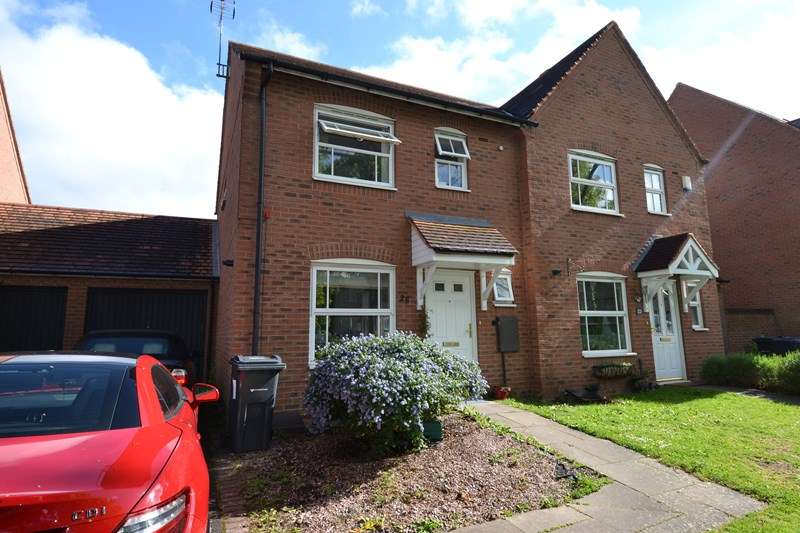 3 Bedrooms Semi Detached House for sale in Moor Green Lane, Moseley, Birmingham