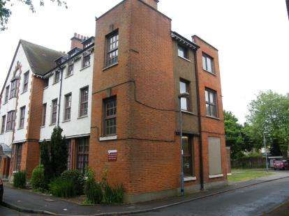 Flat for sale in Brading Crescent, London