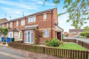 1 Bedroom End Of Terrace House for sale in Beauvoir Drive, Kemsley, Sittingbourne