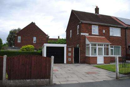 3 Bedrooms Semi Detached House for sale in Summerfield Road, Manchester, Greater Manchester