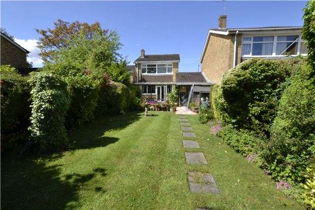 3 Bedrooms Link Detached House for sale in Charlton Road, Brentry, BRISTOL, BS10 6JZ