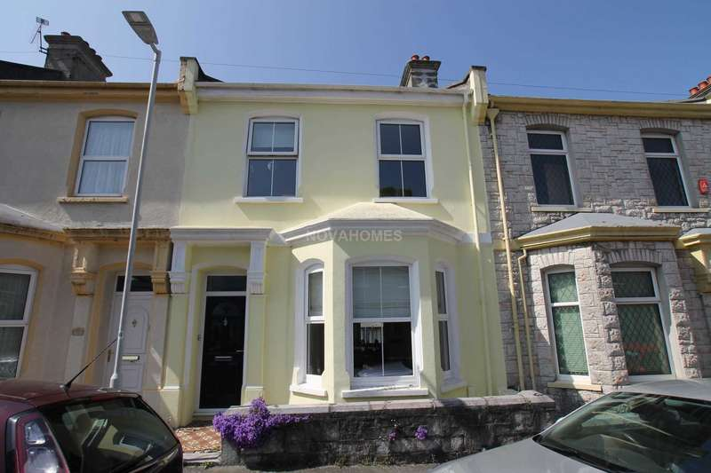 3 Bedrooms Terraced House for sale in Beaumont Street, Milehouse, PL2 3AQ