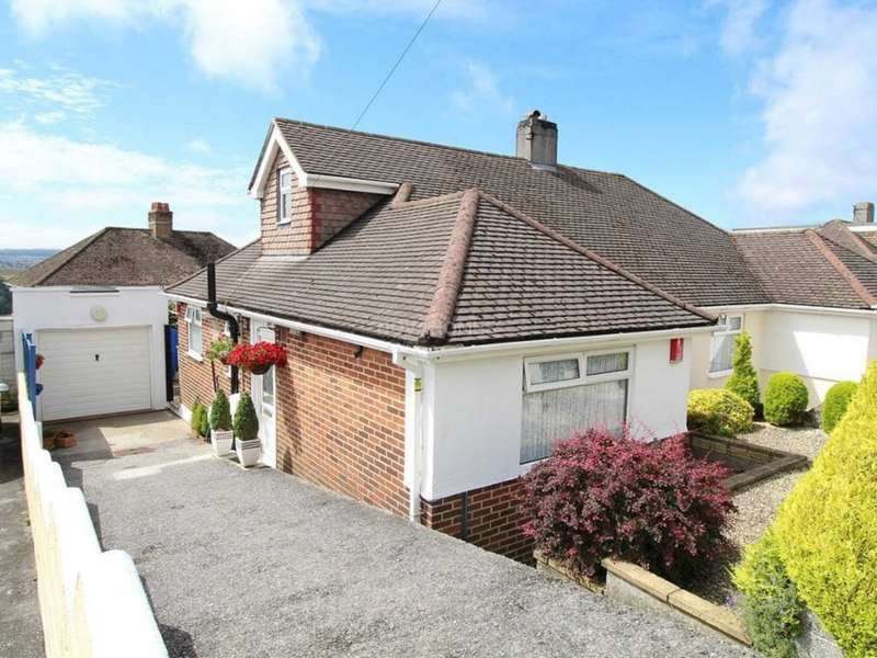 2 Bedrooms Bungalow for sale in Darwin Crescent, Crabtree, PL3 6DX