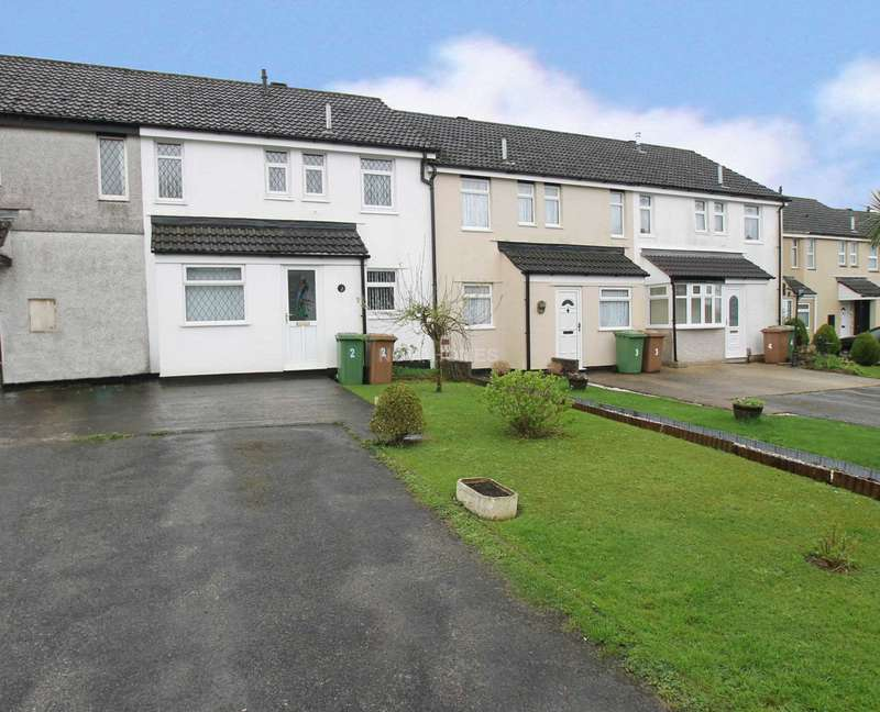 3 Bedrooms Terraced House for sale in Hessary Drive, Roborough, PL6 7DG