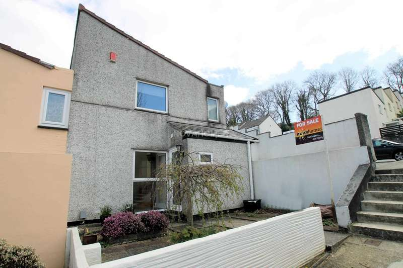 2 Bedrooms End Of Terrace House for sale in Mersey Close, Deer Park, PL3 6SW