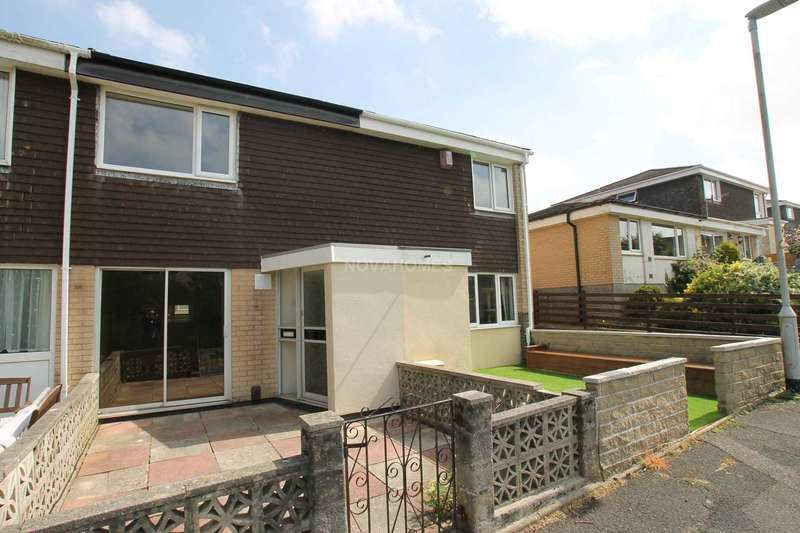 2 Bedrooms Terraced House for sale in Downfield Walk, Plympton, PL7 2DT
