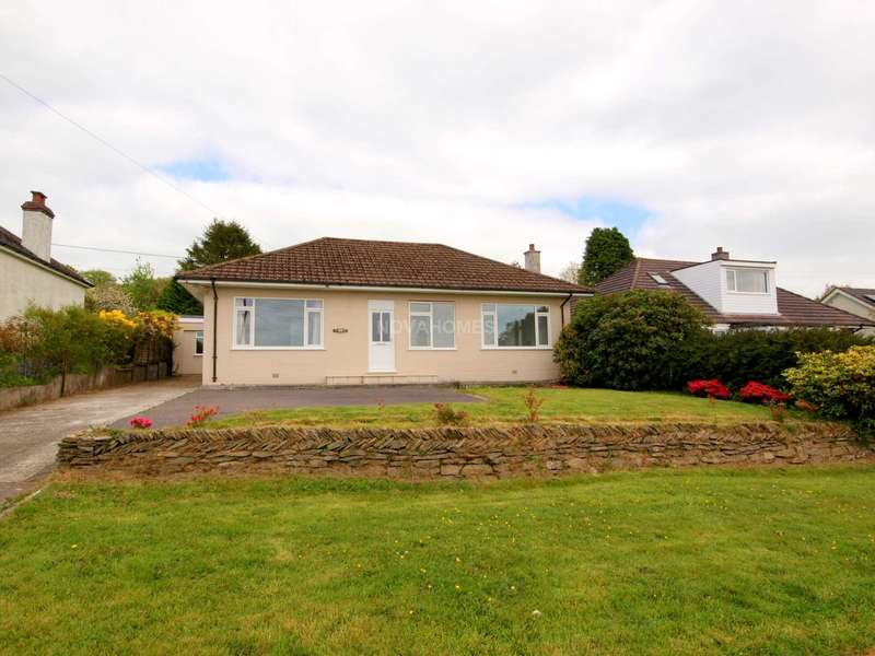 2 Bedrooms Detached Bungalow for sale in Kelly Bray, PL17 8DT
