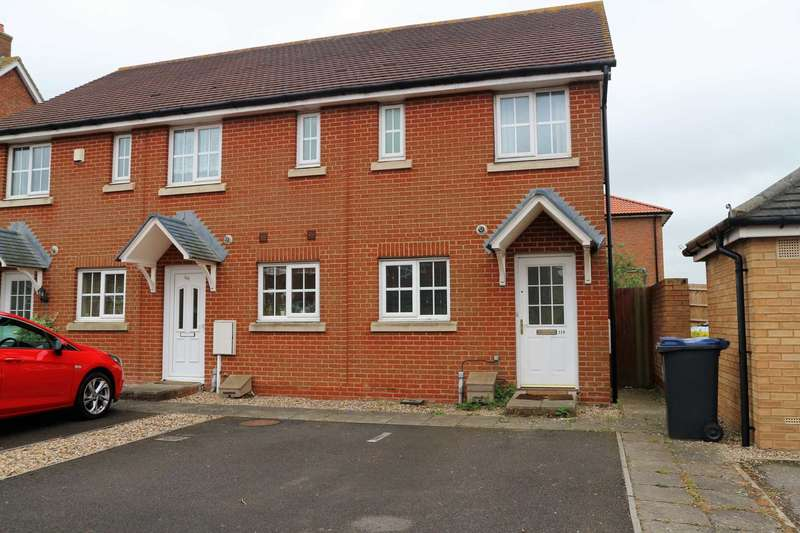 2 Bedrooms End Of Terrace House for sale in The Avenue, Hersden