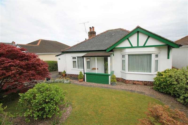 2 Bedrooms Detached Bungalow for sale in Rhyddyn Hill, Caergwrle