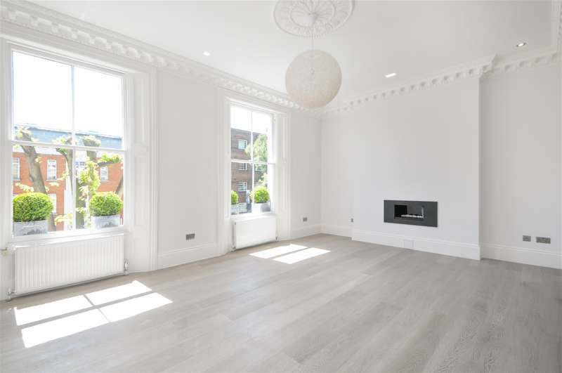 3 Bedrooms Apartment Flat for sale in Belsize Road, London, NW6 4BH