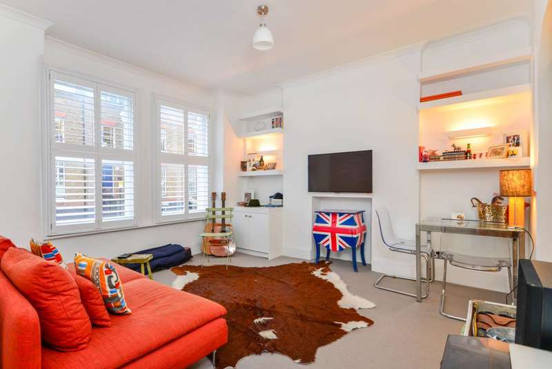 1 Bedroom Flat for sale in Munster Road, Munster Village, SW6
