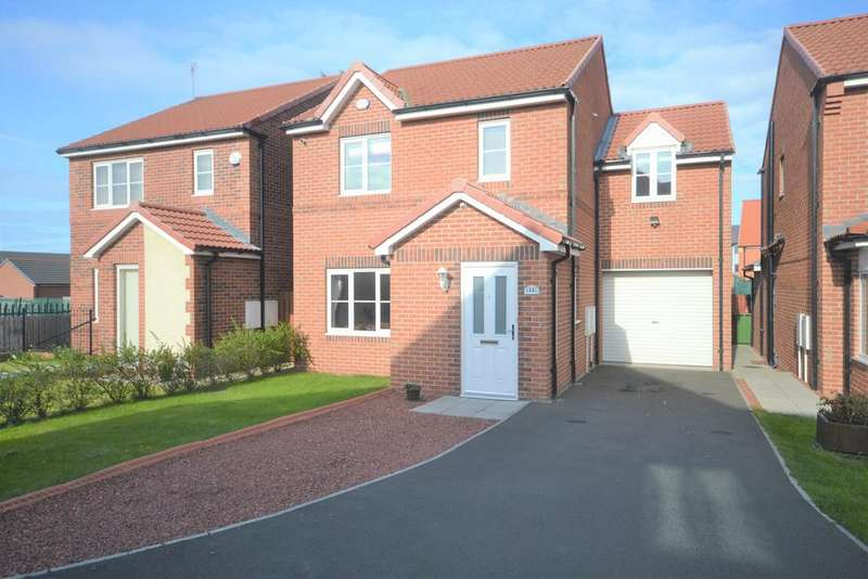 4 Bedrooms Detached House for sale in Overcombe Way, Redcar TS10 4GN