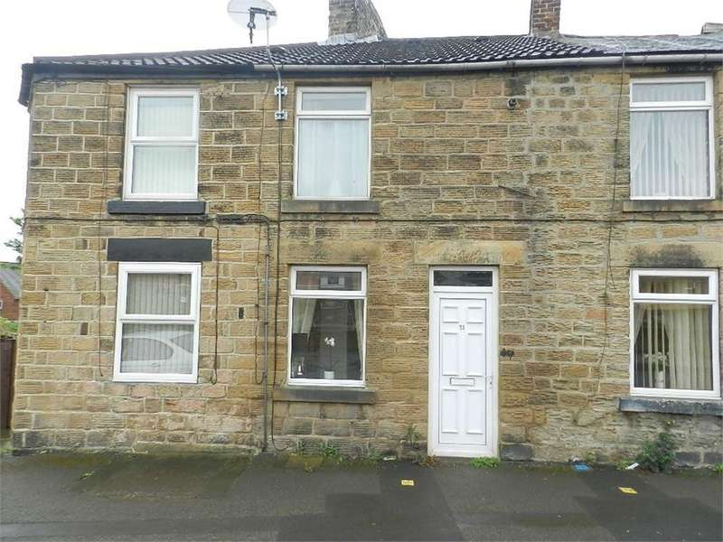 2 Bedrooms Terraced House for sale in Church Street, Jump, BARNSLEY, South Yorkshire