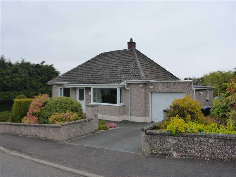 2 Bedrooms Bungalow for sale in Anderson Drive, Perth, Perthshire