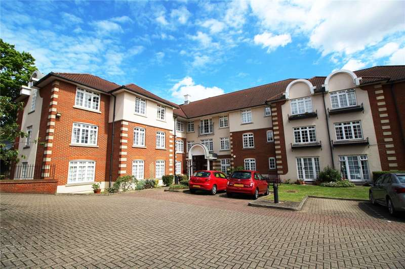 1 Bedroom Retirement Property for sale in Everard Court, 9 Crothall Close, Palmers Green, N13