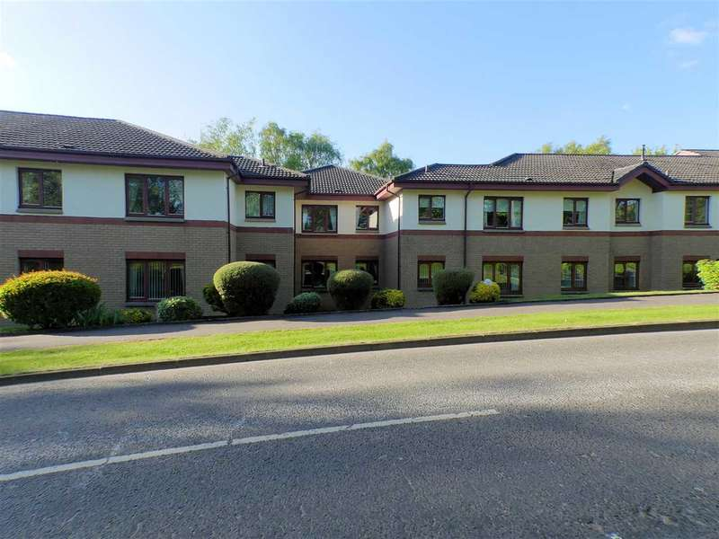 1 Bedroom Apartment Flat for sale in ''The Forge'', Giffnock, Braidpark Drive, Giffnock