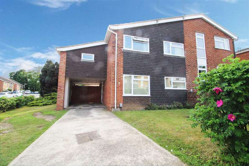 4 Bedrooms Semi Detached House for sale in Chatsworth Crescent, Ipswich
