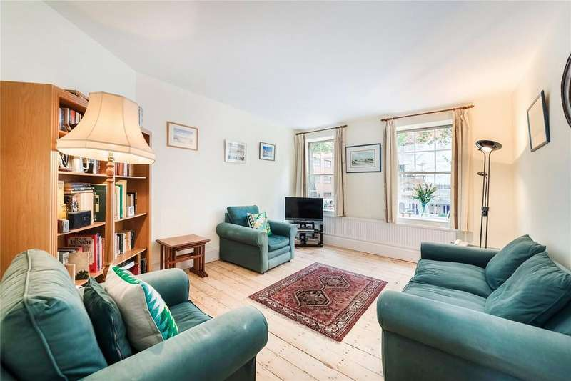 2 Bedrooms Flat for sale in Hortensia House, Hortensia Road, London, SW10