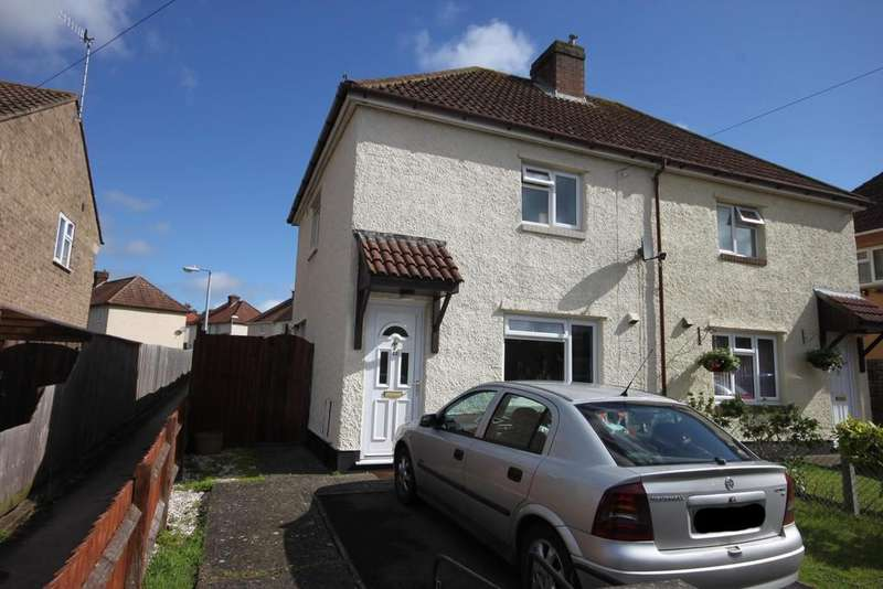 2 Bedrooms Semi Detached House for sale in BUTTS ROAD, SALISBURY, WILTSHIRE, SP1 3ND