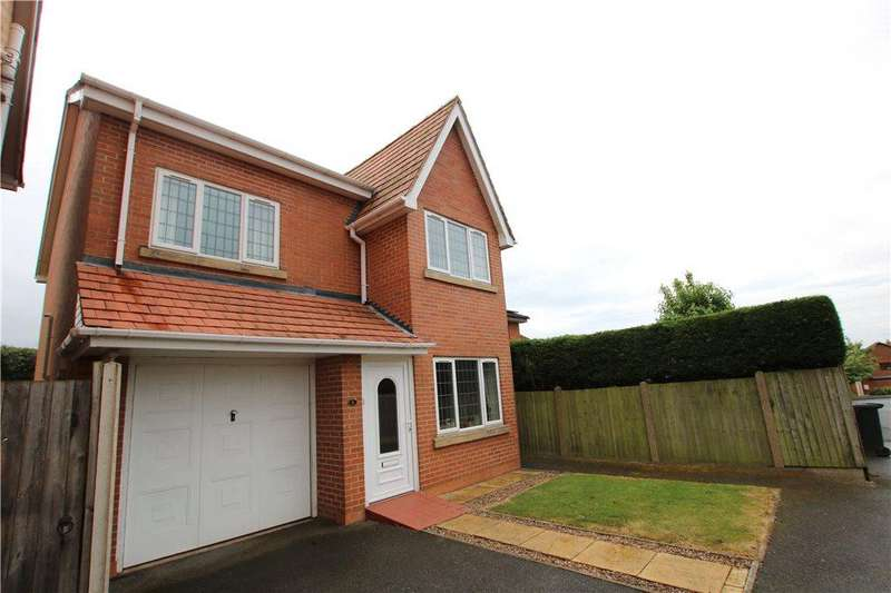 4 Bedrooms Detached House for sale in Hamilton Close, Lickey End, Bromsgrove, B60