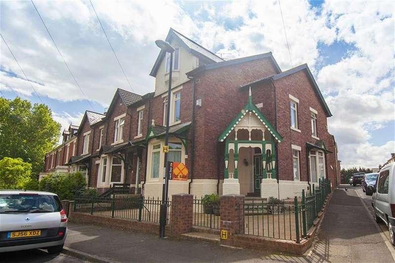 5 Bedrooms Terraced House for sale in Norman Terrace, Willington Quay, Wallsend, NE28