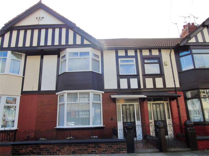 4 Bedrooms Terraced House for sale in Fazakerley Road, Walton, Liverpool, L9