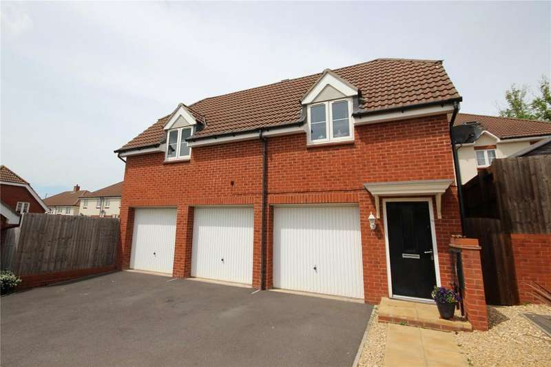2 Bedrooms Detached House for sale in Valerian Close, Shirehampton, Bristol, BS11