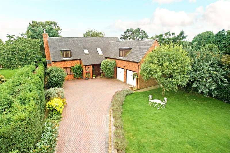 4 Bedrooms Detached House for sale in Priors Hardwick Road, Upper Boddington, Daventry, NN11
