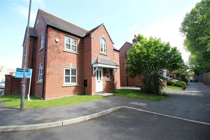 4 Bedrooms Detached House for sale in Grenadier Drive, Liverpool, Merseyside, L12