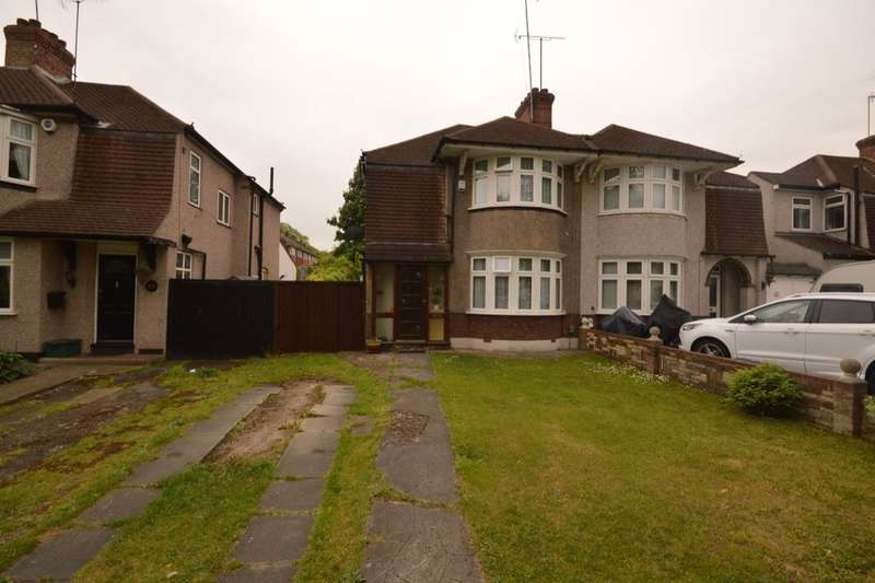 3 Bedrooms Semi Detached House for sale in Avenue Road, Erith, DA8