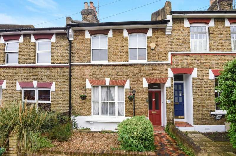 2 Bedrooms Terraced House for sale in Combedale Road Greenwich SE10