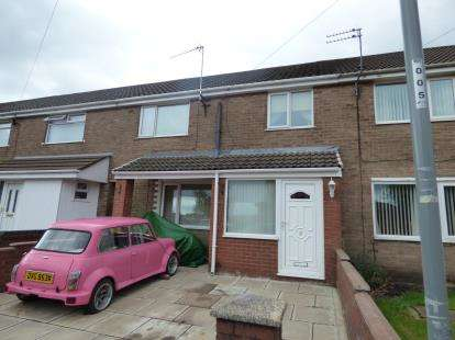 3 Bedrooms Terraced House for sale in Haweswater Close, Kirkby, Liverpool, Merseyside, L33