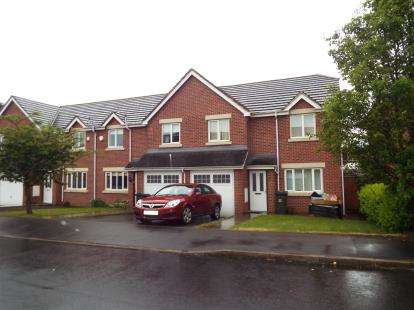 3 Bedrooms End Of Terrace House for sale in Ellington Drive, Great Sankey, Warrington, Cheshire, WA5