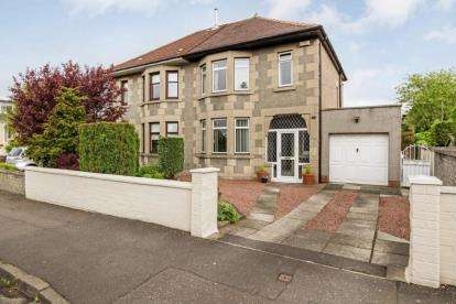 3 Bedrooms Semi Detached House for sale in Viewpark Road, Motherwell