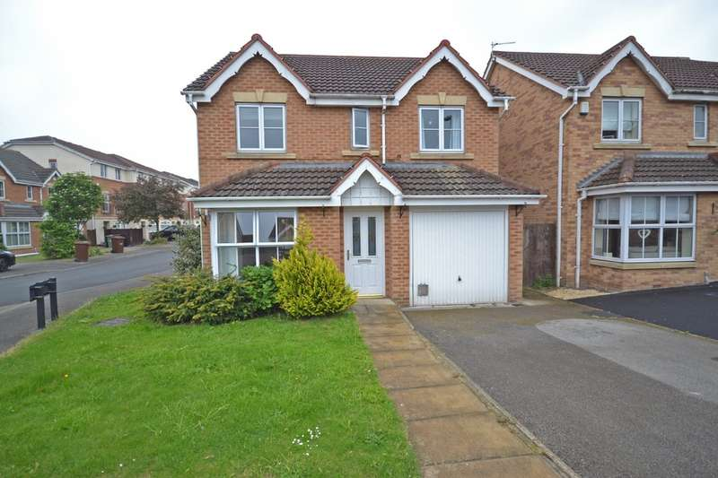 4 Bedrooms Detached House for sale in Cedar Mews, Wakefield