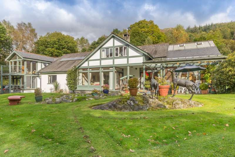 6 Bedrooms Detached House for sale in Hutton Bank, Newby Bridge, Nr Windermere