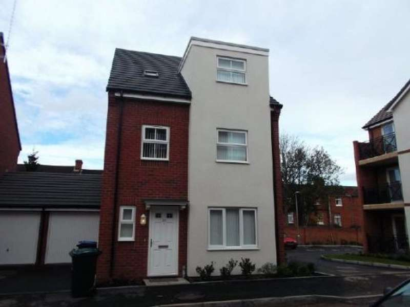 8 Bedrooms Semi Detached House for rent in Poppleton Road, City Centre, Coventry