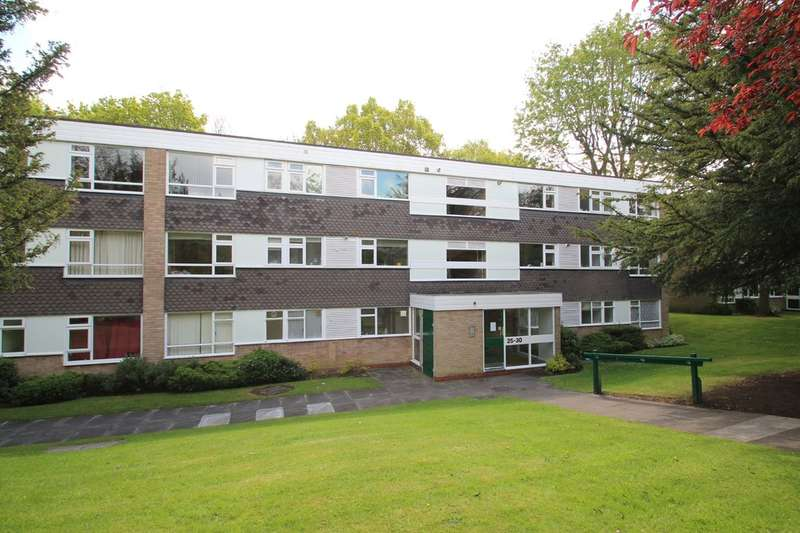 2 Bedrooms Ground Flat for sale in Whetstone Close, Farquhar Road