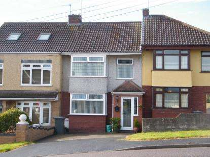 4 Bedrooms Terraced House for sale in Lees Hill, Kingswood, Bristol, South Glos