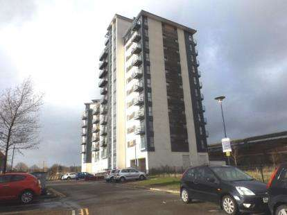 2 Bedrooms Flat for sale in Overstone Court, Cardiff, Caerdydd