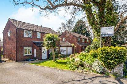2 Bedrooms Semi Detached House for sale in Kingsteignton, Newton Abbot, Devon