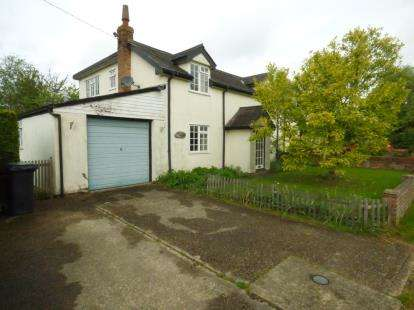 3 Bedrooms Semi Detached House for sale in Forward Green, Stowmarket, Suffolk
