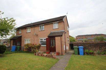 2 Bedrooms Terraced House for sale in Jamieson Path, Glasgow, Lanarkshire