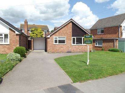 2 Bedrooms Bungalow for sale in Slade Avenue, Burntwood