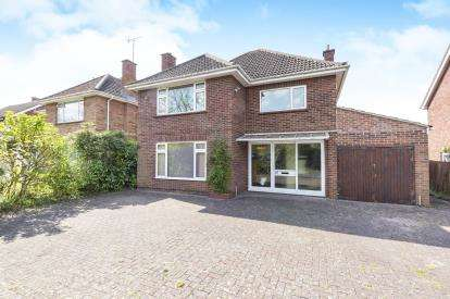4 Bedrooms Detached House for sale in Campden Road, Cheltenham, Gloucestershire